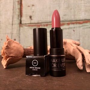 MUFE Artist Rouge Creme Lipstick C211